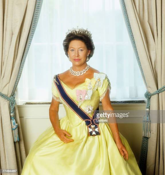 HRH The Princess Margaret on 8th July 1982