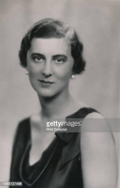 The Princess Marina of Greece' circa 1930 Princess Marina of Greece and Denmark married Prince George Duke of Kent and became the Duchess of Kent...