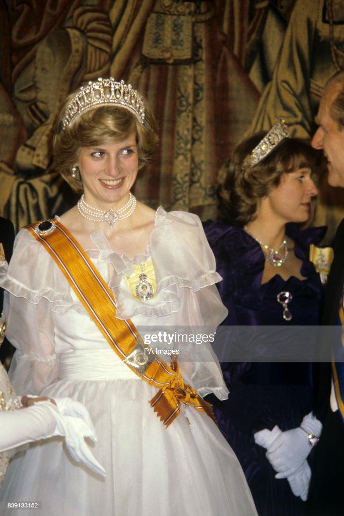 Royalty - Dutch Royal Family Banquet - Hampton Court Palace : News Photo