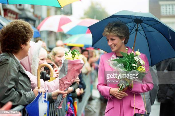 HRH The Princess of Wales at Edward's Trust in Edgbaston Edward's Trust support children and families who are facing loss and surviving bereavement...