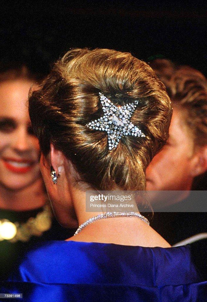 Diana's Star : News Photo