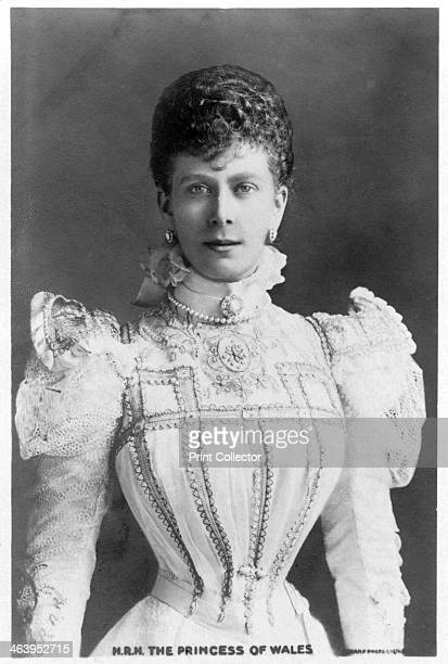 The Princess of Wales c1901c1910 Mary of Teck married the future King George V in 1893 She was the mother of King Edward VIII and King George VI and...