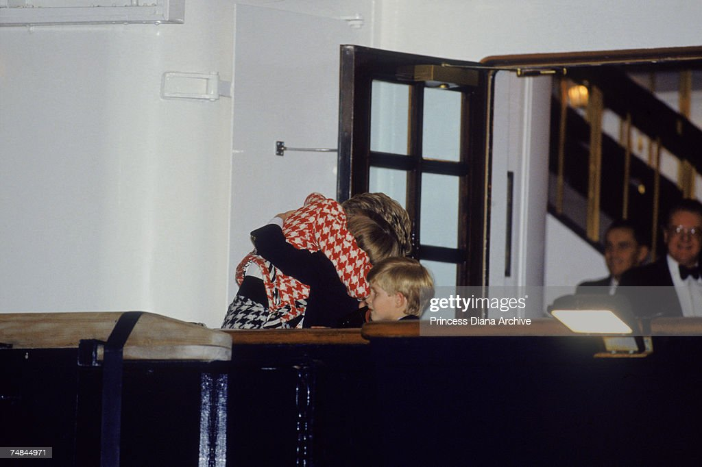 Diana And Sons : News Photo