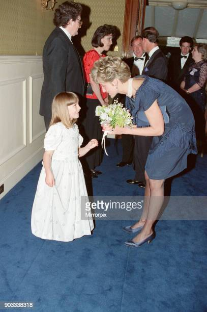 The Princess of Wales Princess Diana and The Prince of Wales Prince Charles arrive at The Royal Albert Hall for a performance of Verdi's Requiem The...