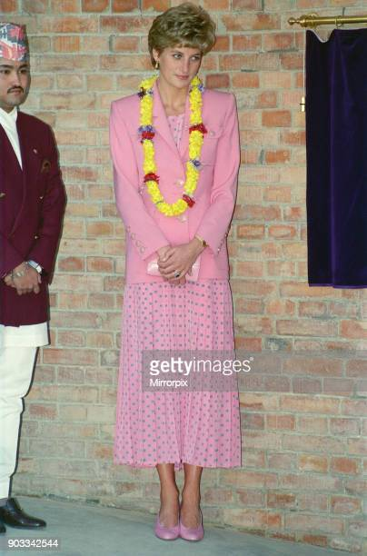 The Princess of Wales Princess Diana in Nepal The Princess visited Nepal between 2nd and the 6th March 1993 Nepal officially the Federal Democratic...