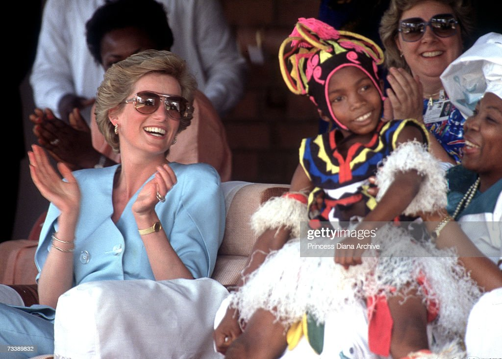 Diana In Enugu : News Photo