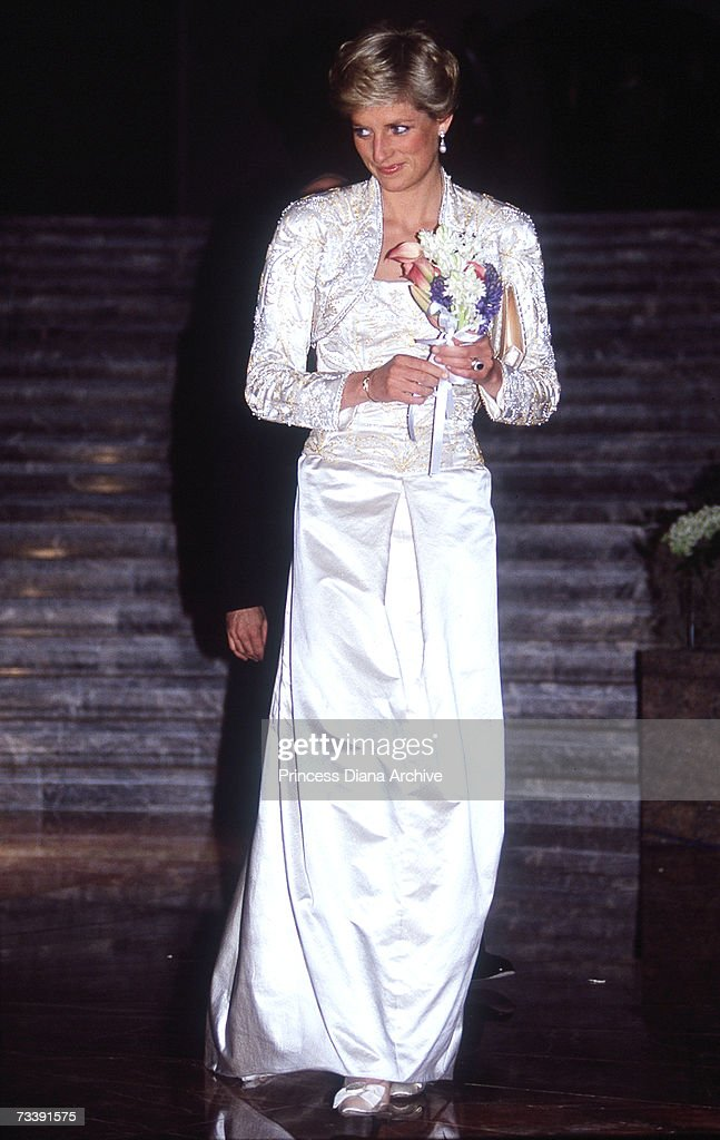 Diana In NYC : News Photo