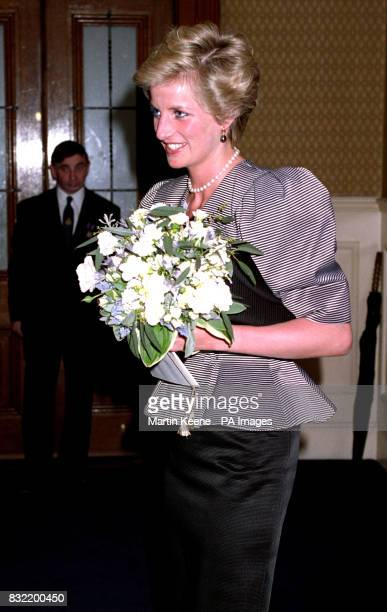 The Princess of Wales who is patron of the charity for which the Malcolm Sargent Festival Choir and the Royal Philharmonic Orchestra will perform to...