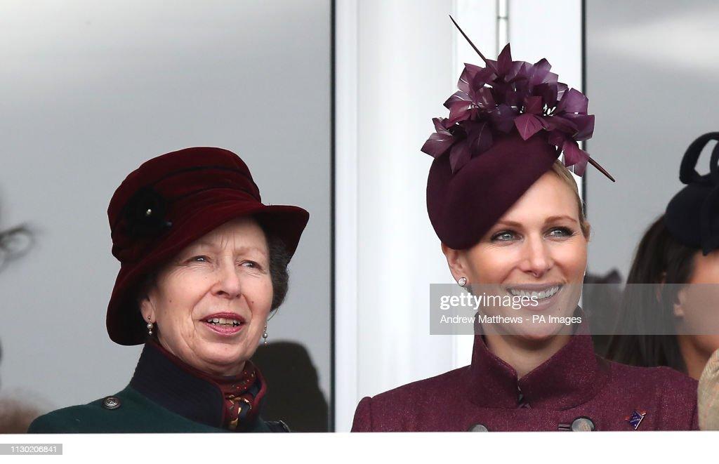 2019 Cheltenham Festival - Ladies Day - Cheltenham Racecourse : News Photo
