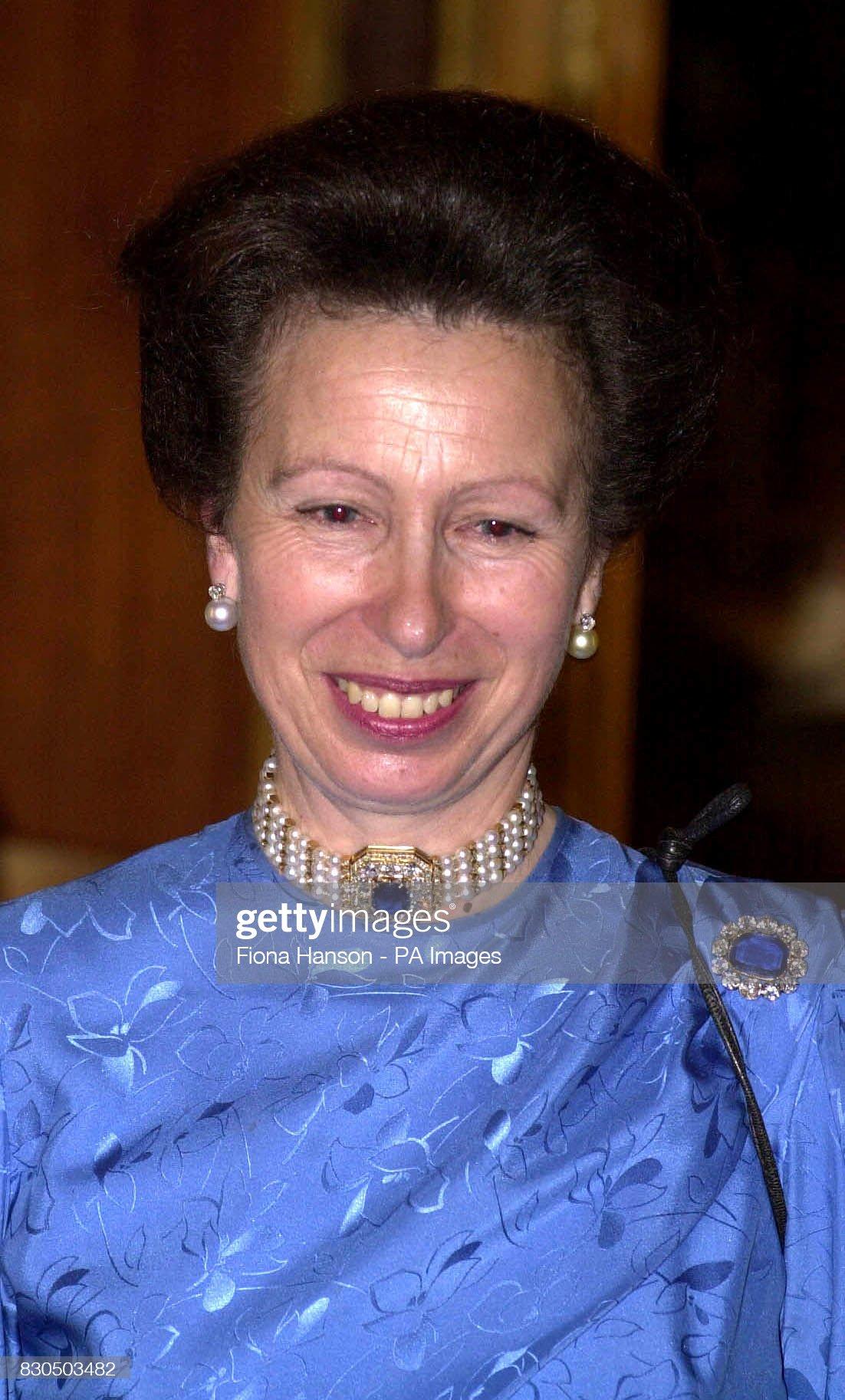 Princess Royal 50th Birthday : News Photo