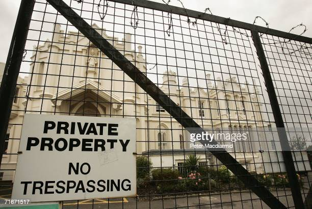 The Priory Clinic in Roehampton on August 18, 2006 in London, England. Singer Pete Doherty's bail conditions stipulate that he must stay at The...