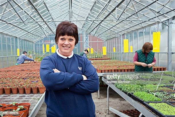 The prisoner officer who runs greenhouses at HMP Downview HM Prison Downview is a women's closed category prison Downview is located on the outskirts...