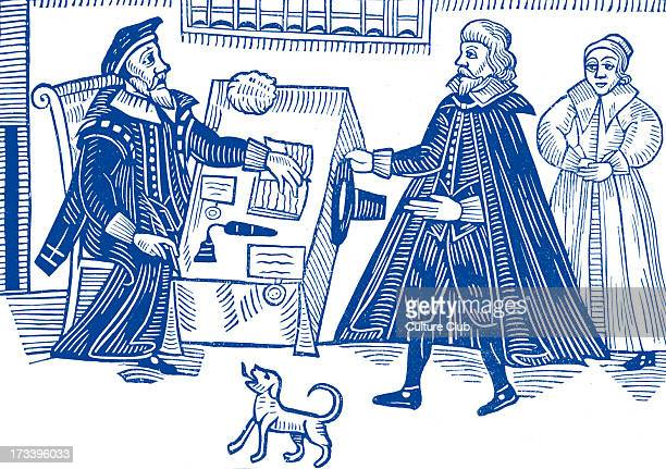 The Proctor and Paritor taken from a title page of a tract on the abuses and exorbitances of the spiritual courts published in 1641 A proctor is a...