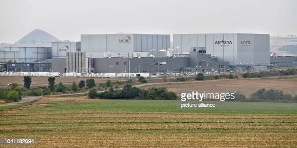 The production site of baking company Aryzta and Klemme AG in Lutherstadt Eisleben Germany 16September 2016 Nearly two weeks after the production...