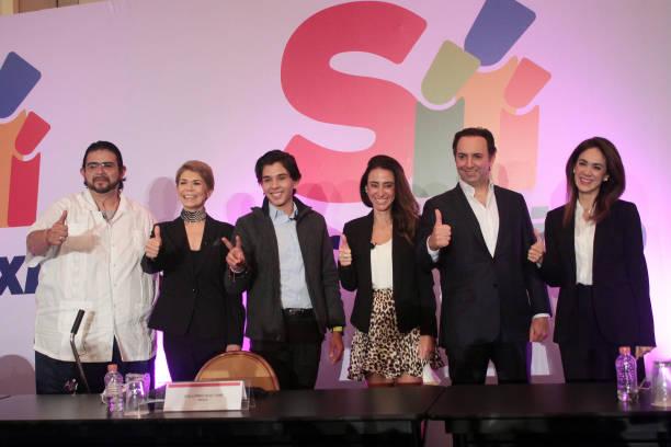 MEX: Organizations in Mexico City Present 'Si Por Mexico'