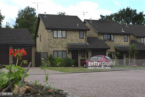 The property at Picket Post Close Martins Heron Bracknell which was the house of Harry's foster parents in the Harry Potter films is up for auction...
