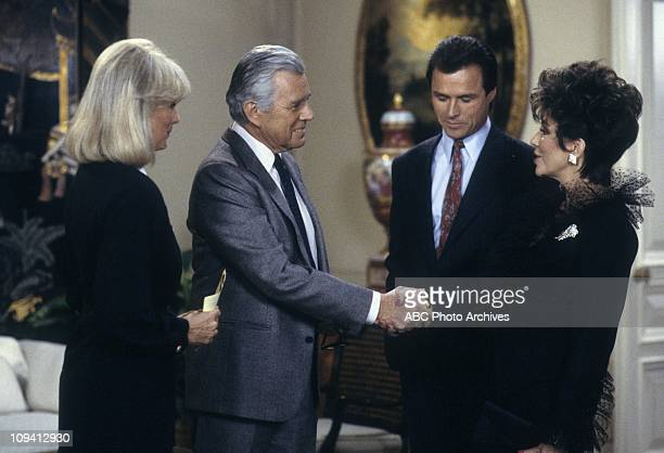 DYNASTY 'The Proposal' Airdate March 16 1988 LINDA