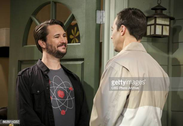 The Proton Regeneration Pictured Wil Wheaton and Sheldon Cooper Sheldon goes headtohead with Wil Wheaton for the role of the new Professor Proton...