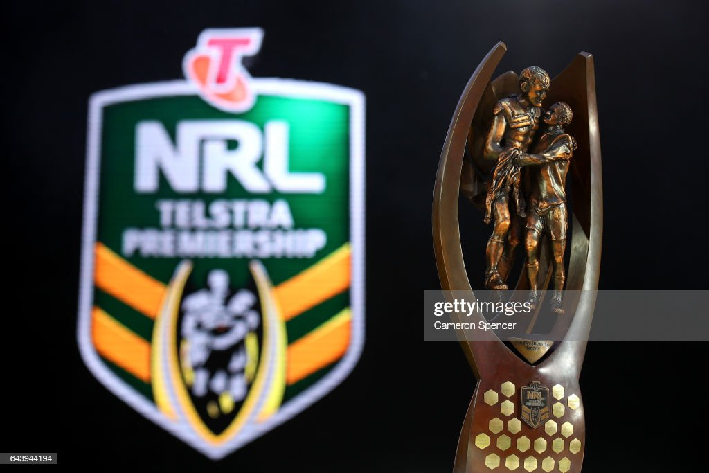 2017 NRL Season Launch : News Photo