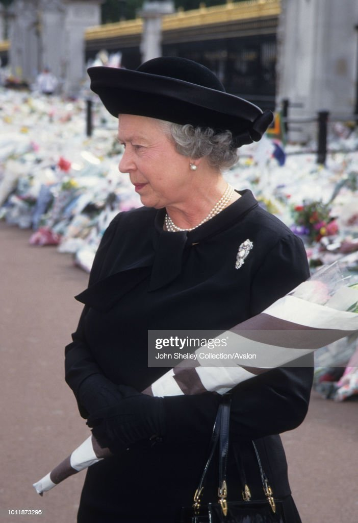 Funeral of Diana, Princess of Wales : News Photo