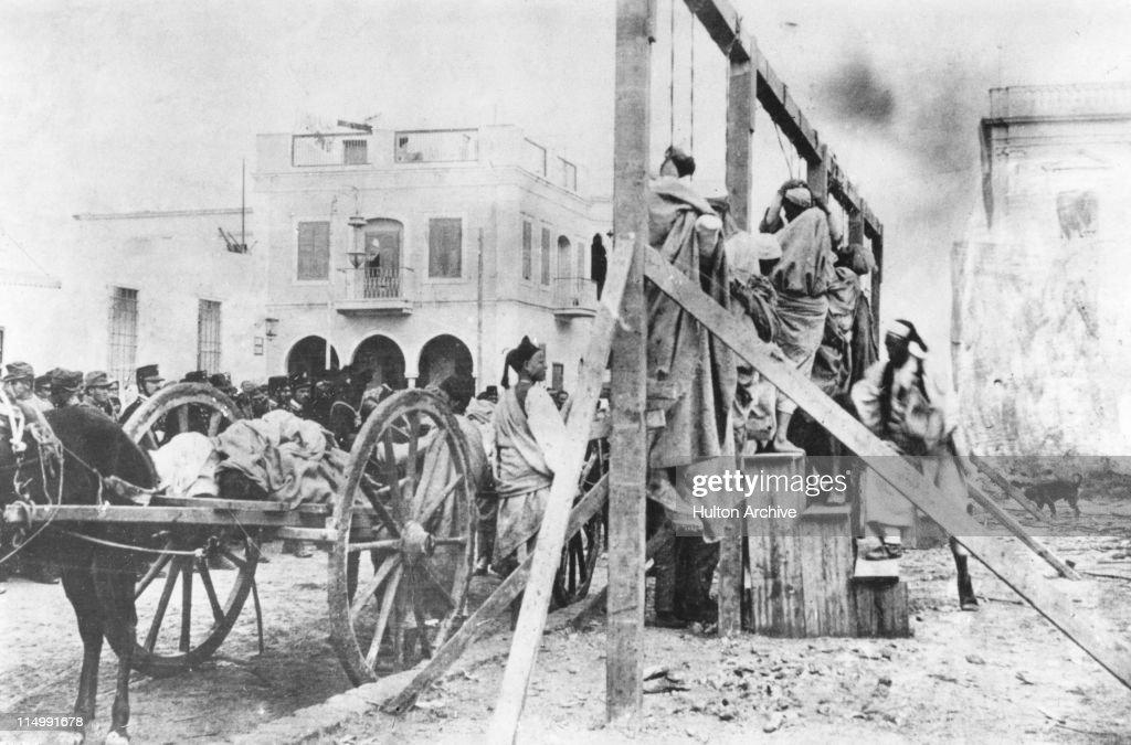 Italo-Turkish War : News Photo
