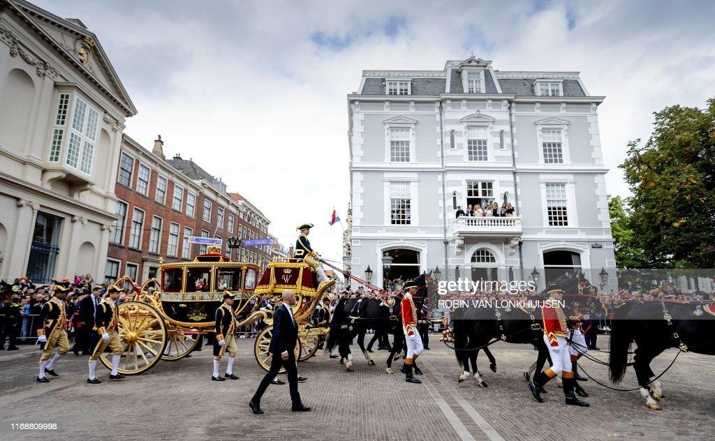 NETHERLANDS-KING-PRINCE DAY : News Photo