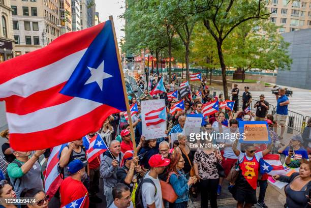 The Puerto Rican community in NYC put out an open call expressing their outrage by the unfolding humanitarian tragedy and the ineptness and callous...
