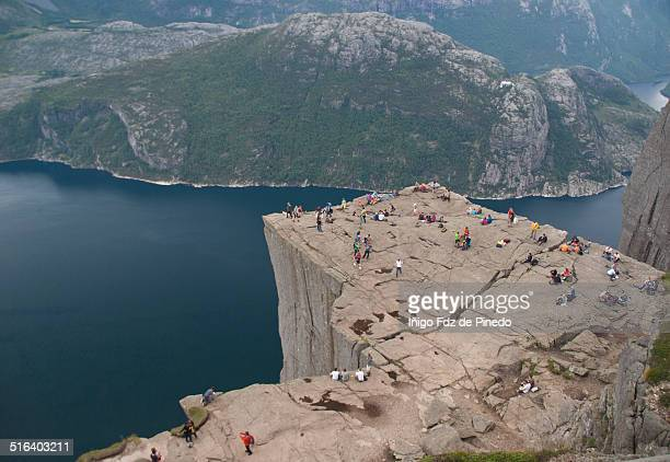 The Pulpit Rock Norway