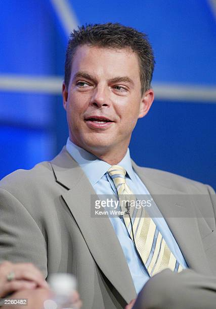 The Pulse host Shepard Smith at the FOX 2002 Summer TCA Tour held at the Ritz Carlton Hotel Los Angeles CA January 22 2002