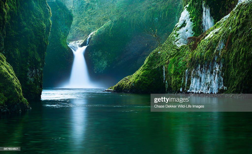 The Punchbowl : Stock Photo
