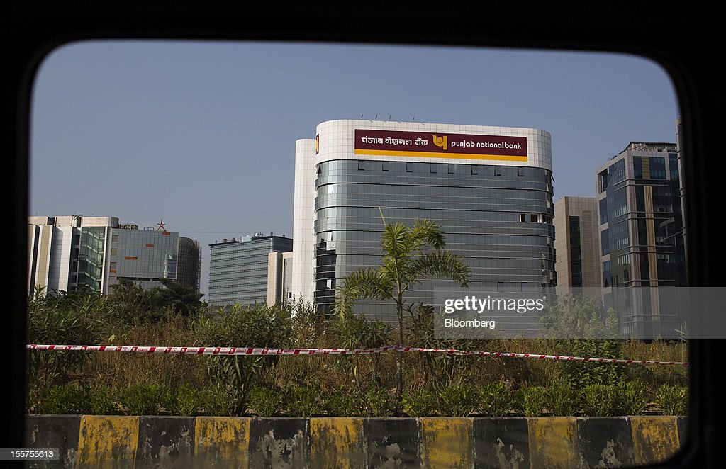 The Punjab National Bank building stands in Bandra Kurla Complex in Mumbai India on Tuesday Nov 6 2012 Reserve Bank of India Governor Duvvuri...
