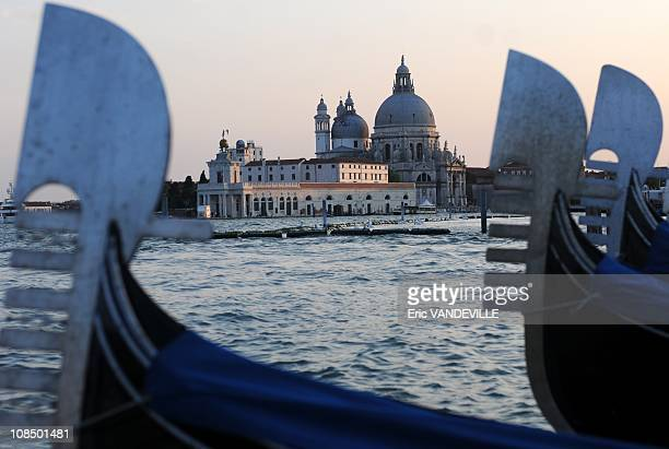 The ' Punta della Dogana ' French billionaire Francois Pinault has unveiled the Punta della Dogana a modern art museum created at the entrance to...
