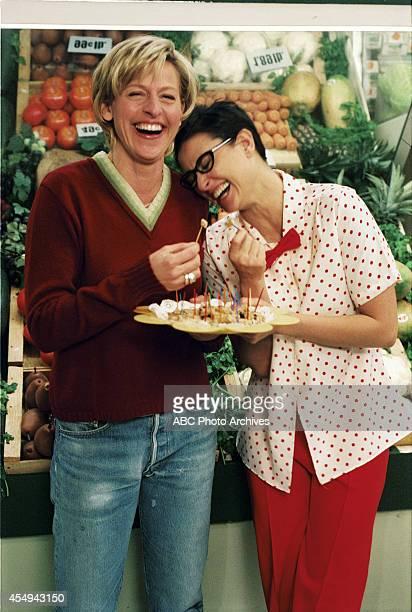 ELLEN 'The Puppy Episode' Airdate April 30 1997 MOORE