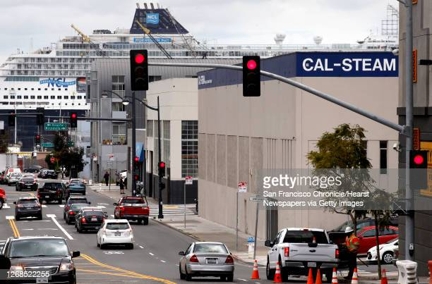 The purchase of a building at 777 Mariposa, by UCSF is seen in the Dogpatch neighborhood in San Francisco, California, on Thurs. May 5, 2016....
