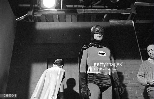 BATMAN The Purrfect Crime Airdate March 16 1966 BURT