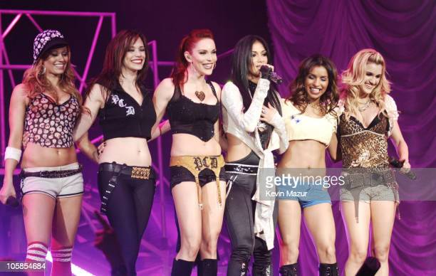 The Pussycat Dolls during The Pussycat Dolls and Danity Kane in Concert - April 7, 2007 at Nassau Coliseum in Uniondale, New York, United States.