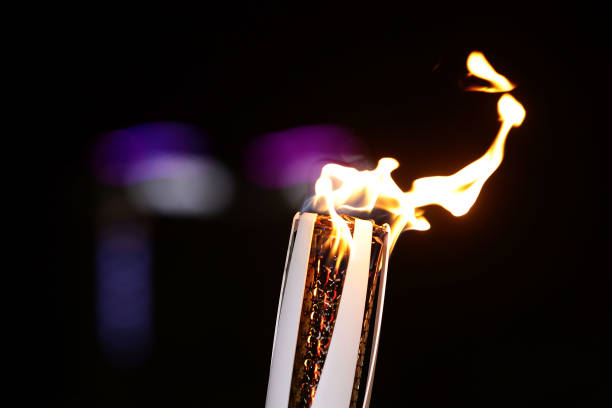 PyeongChang 2018 Torch Relay Continues Photos and Images ...