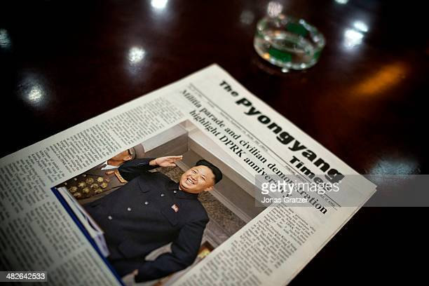 The Pyongyang Times of North Korea is one of the most censored Newspapers in the entire world 60 years after the Korean War it is clear that not much...