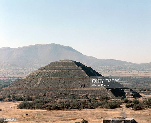 The Pyramid of the Sun The city of Teotihuacan became the most influencial city in Mexico The Aztecs believed it to be the birthplace of the sun...