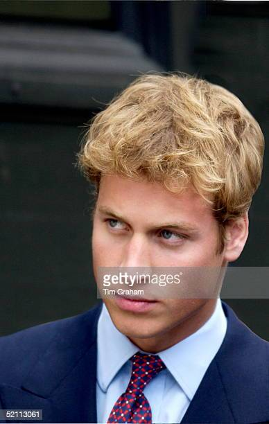 The Q Mother's 101st Birthday At Clarence House London prince William