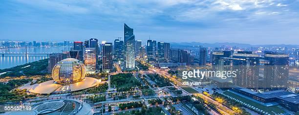 The Qianjiang New City