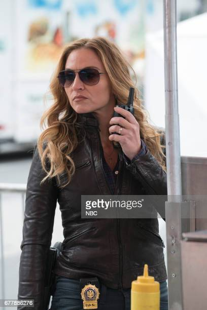 BLUE 'The Quality of Mercy' Episode 211 Pictured Drea de Matteo as Tess Nazario