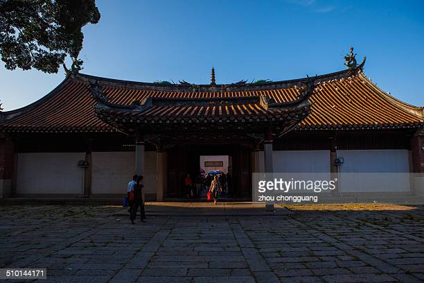 The Quanzhou Kaiyuan Temple is an ancient temple it's built in Tang Dynasty until now had more than 1300 years histories