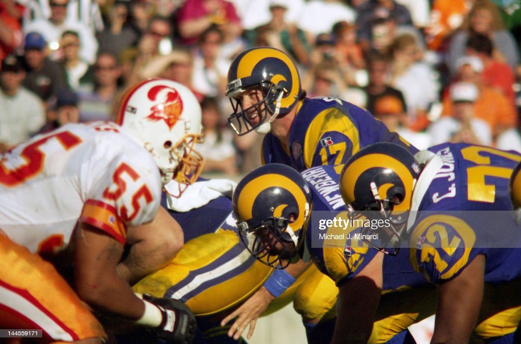 Los Angeles Rams v Tampa Bay Buccaneers : News Photo