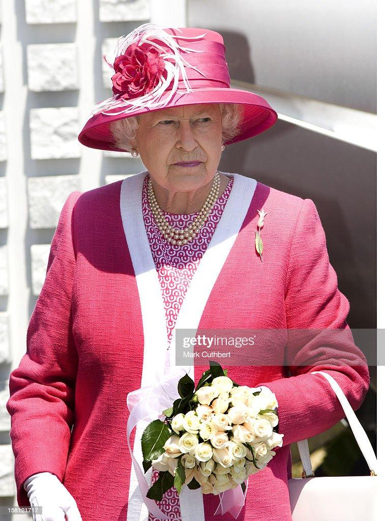 Queen'S State Visit To Turkey : News Photo