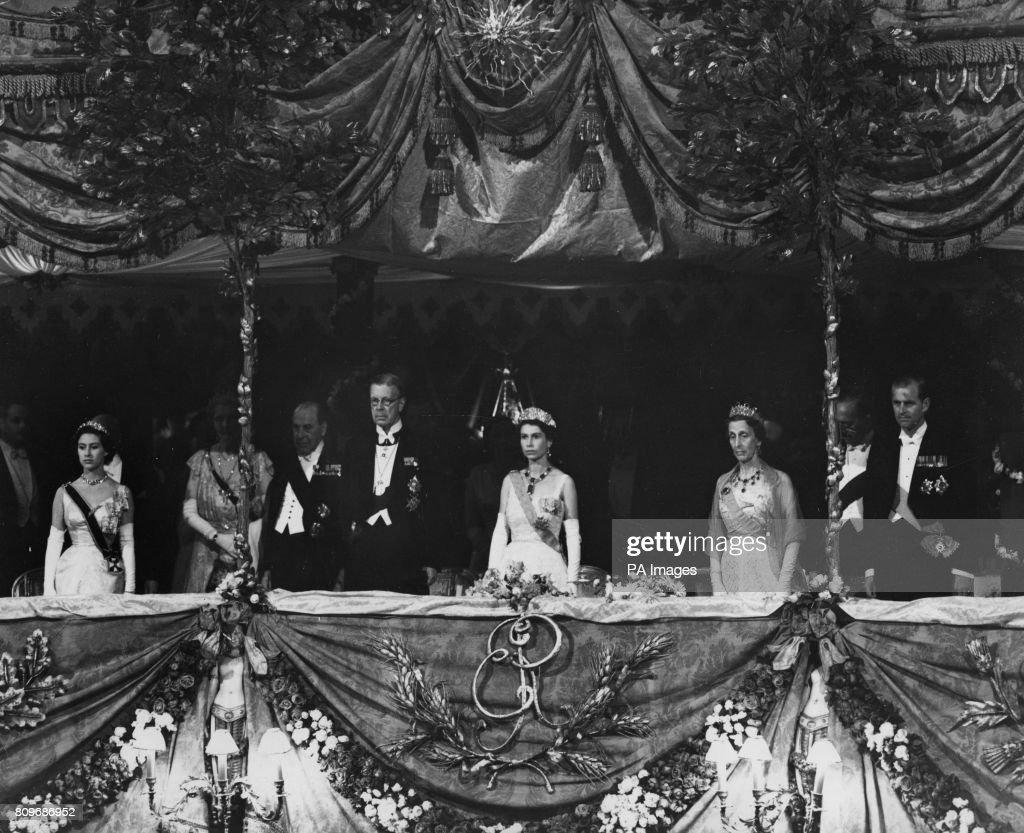 Royalty - King Gustav Adolf of Sweden State Visit - London : News Photo