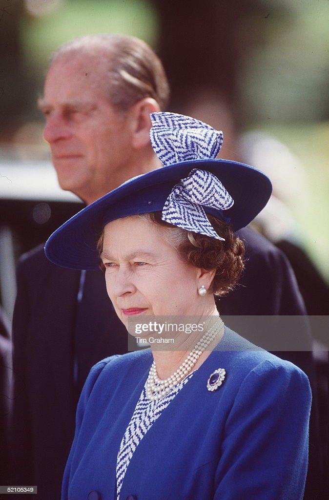 Queen Spain : News Photo