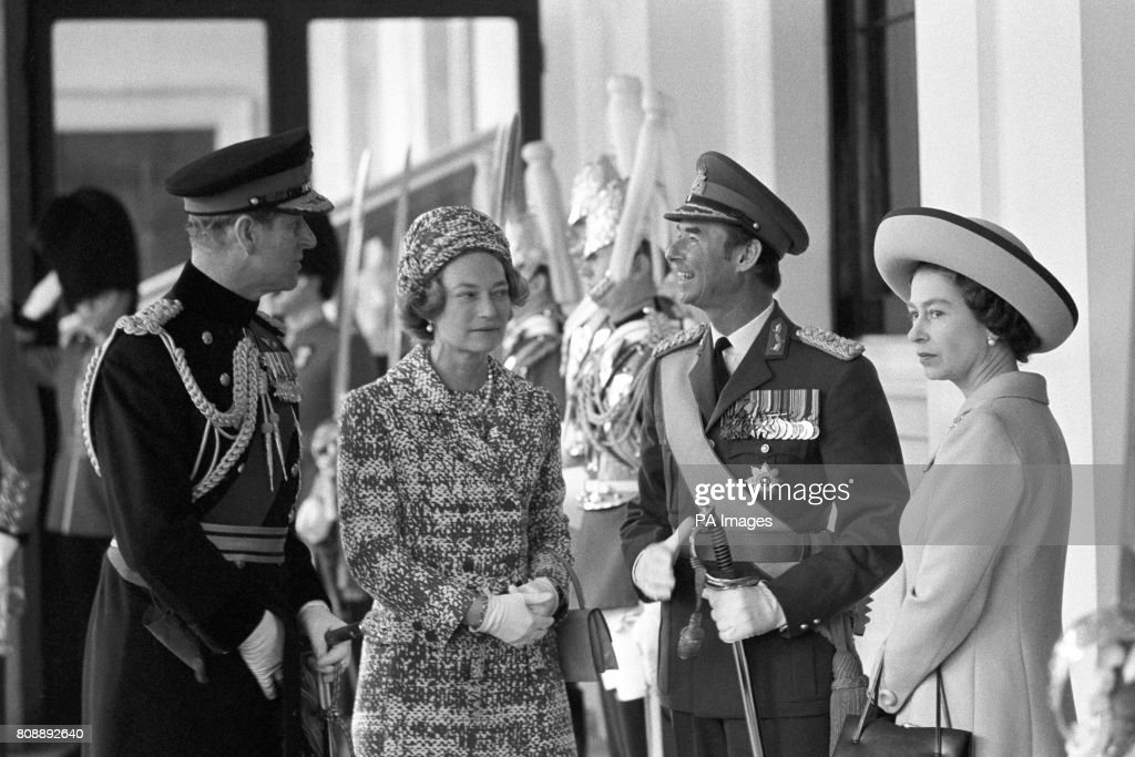 Royalty - Grand Duke of Luxembourg State Visit - Buckingham Palace, London : News Photo