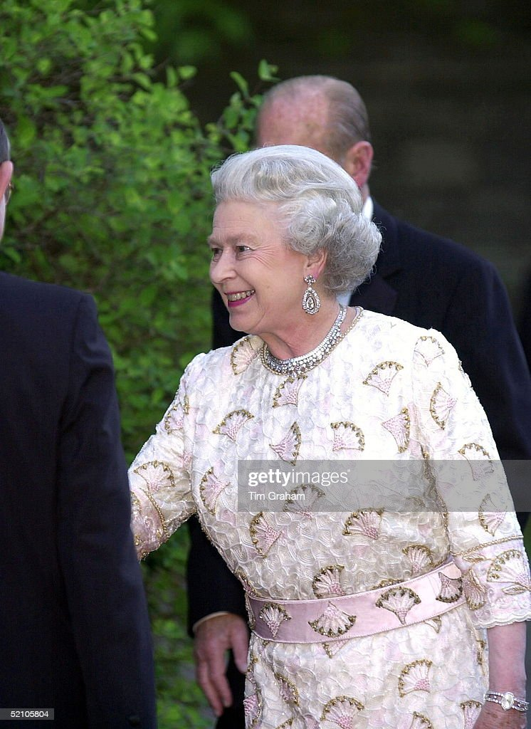 Queen Banquet Norway : News Photo