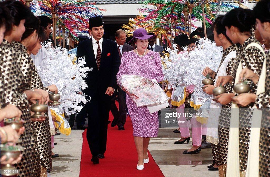 Queen Malaysia : News Photo
